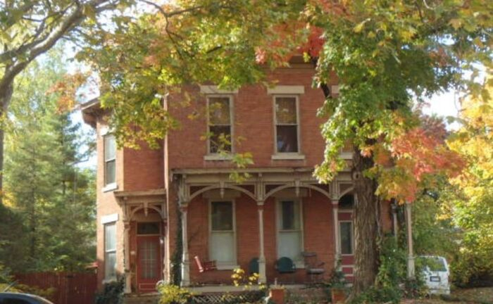 Historic Delaware House Available