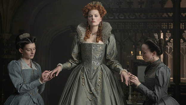 AFI FEST Mary Queen of Scots