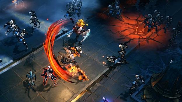 Diablo: Immortal attack