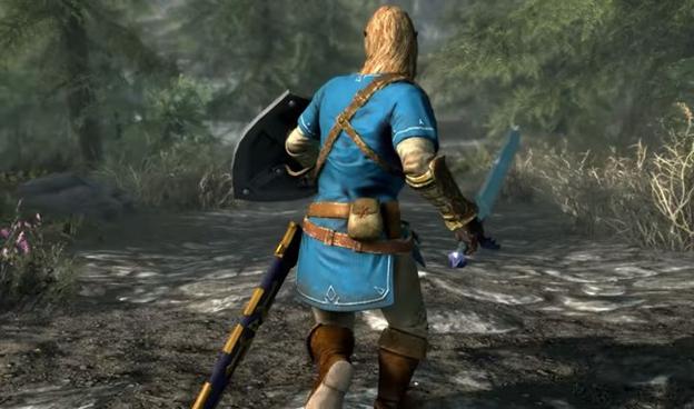 Let's Go Zelda