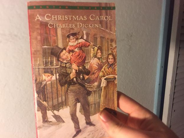 Scrooged Christmas Carol