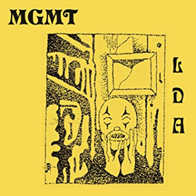 Top Albums MGMT