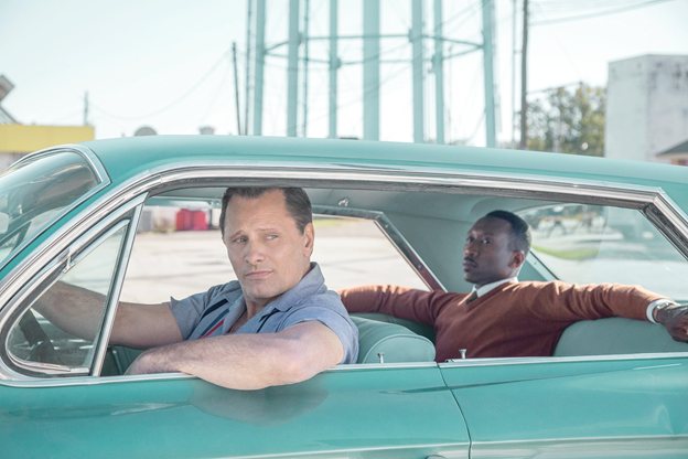 Academy Awards Green Book
