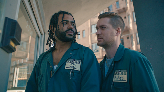 Academy Awards Blindspotting
