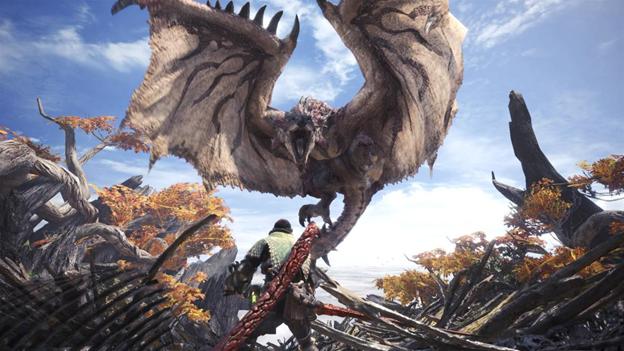 Top Games Monster Hunter World
