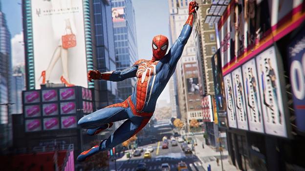 Top Games Spider-Man