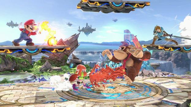 Top Games Super Smash