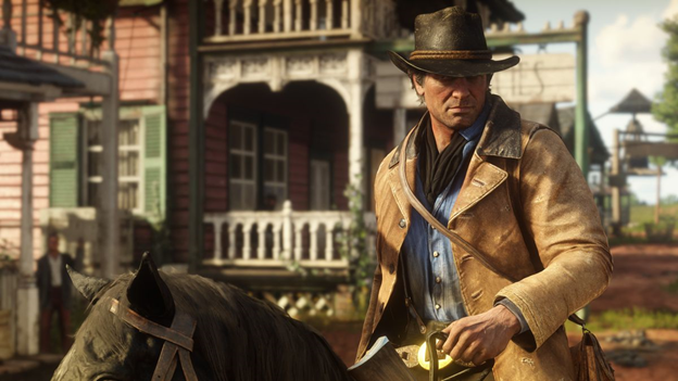 Top Games Red Dead