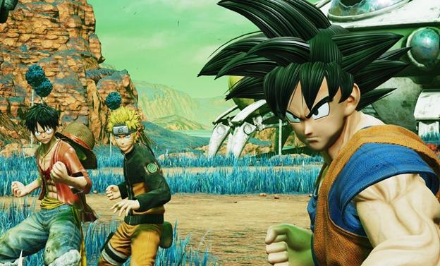 Jump Force Goku