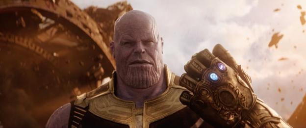 Love, Death & Robots Thanos