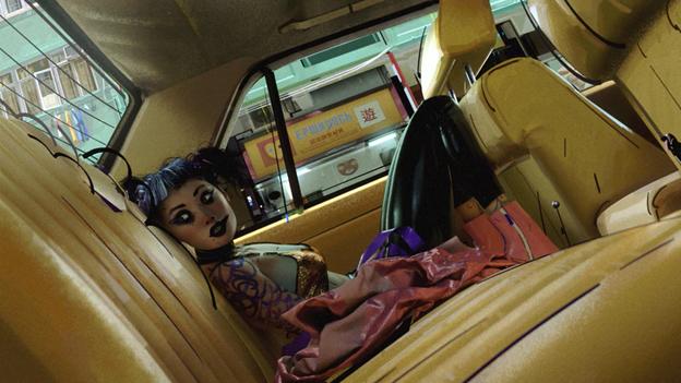 Love, Death & Robots taxi