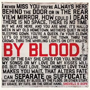 music roundup By Blood