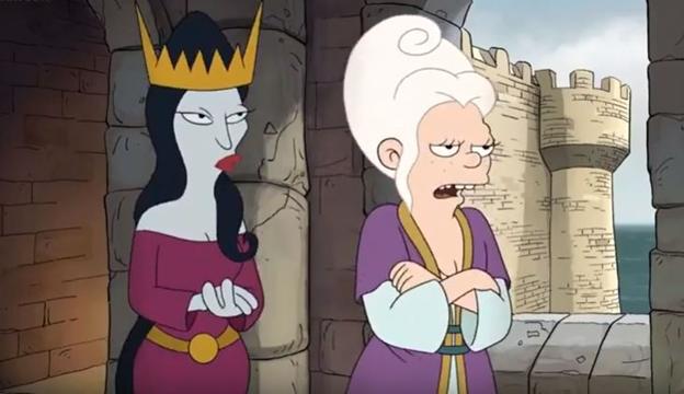 Disenchantment queen