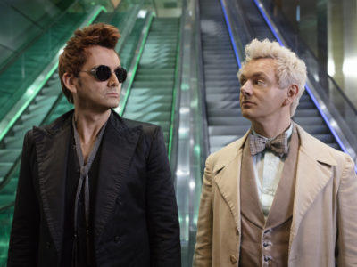 Good Omens cover