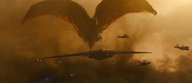 Godzilla: King of the Monsters kaiju