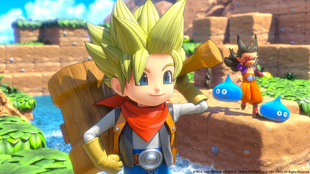 Square Enix Dragon Quest Builders 2