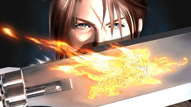 Square Enix Final Fantasy VIII: Remastered