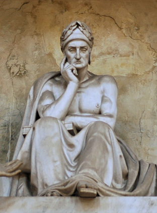 Inferno statue