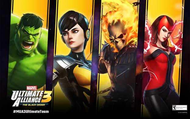 Marvel Ultimate Alliance Hulk