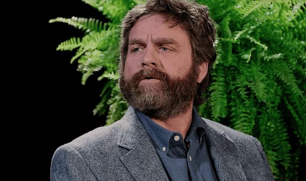 Between Two Ferns beard