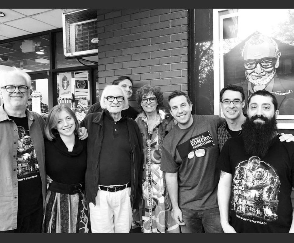 Cinemonster Romero Lives