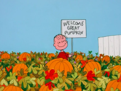 Great Pumpkin Linus
