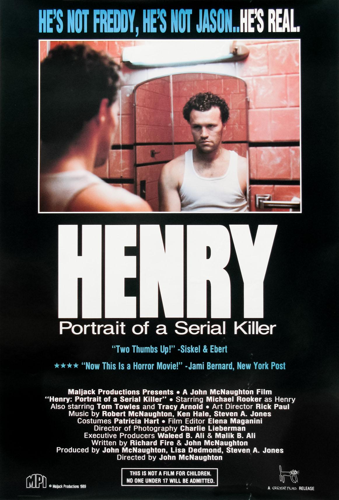 Hooptober Henry