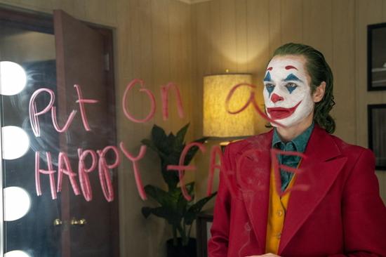 Joker happy