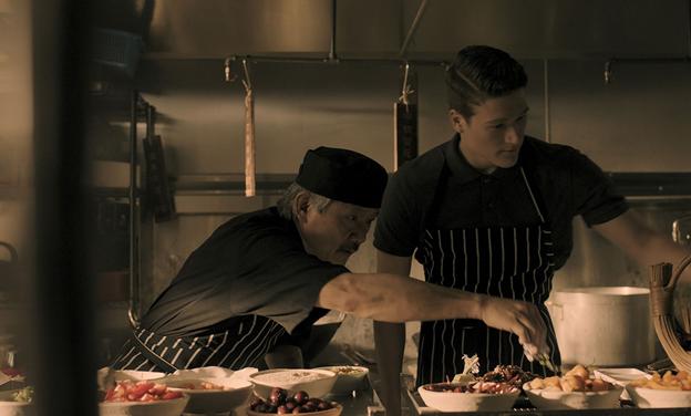 The Chef kitchen