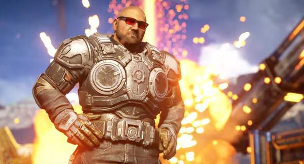 Gears 5 big guy