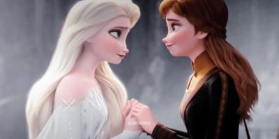 Frozen II cover 2
