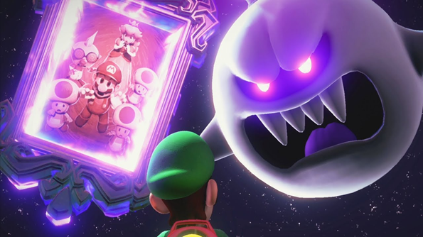 Luigi's Mansion 3 King Boo