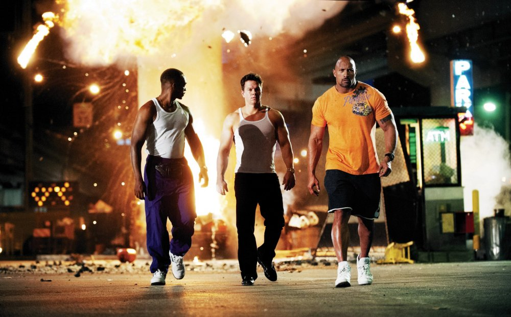Bad Boys for Life Pain and Gain