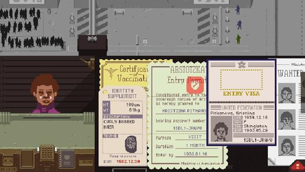 games Papers Please
