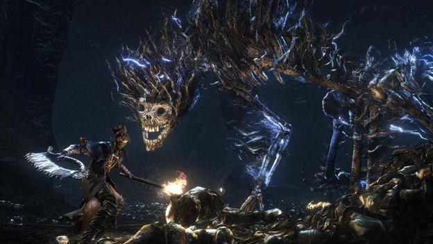 games Bloodborne