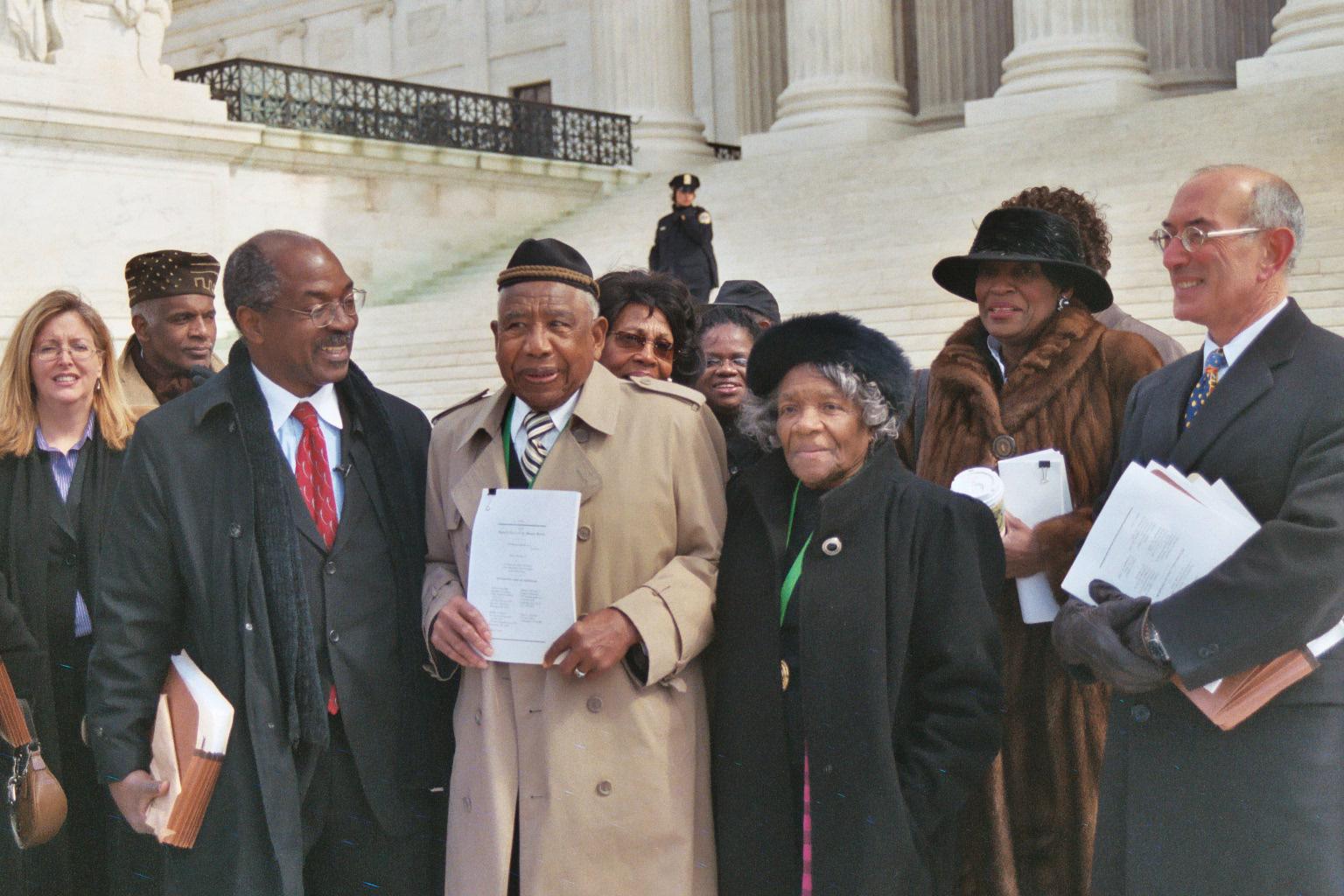 Tulsa Race Riot Survivors at the Supreme Court Charles J. Ogletree