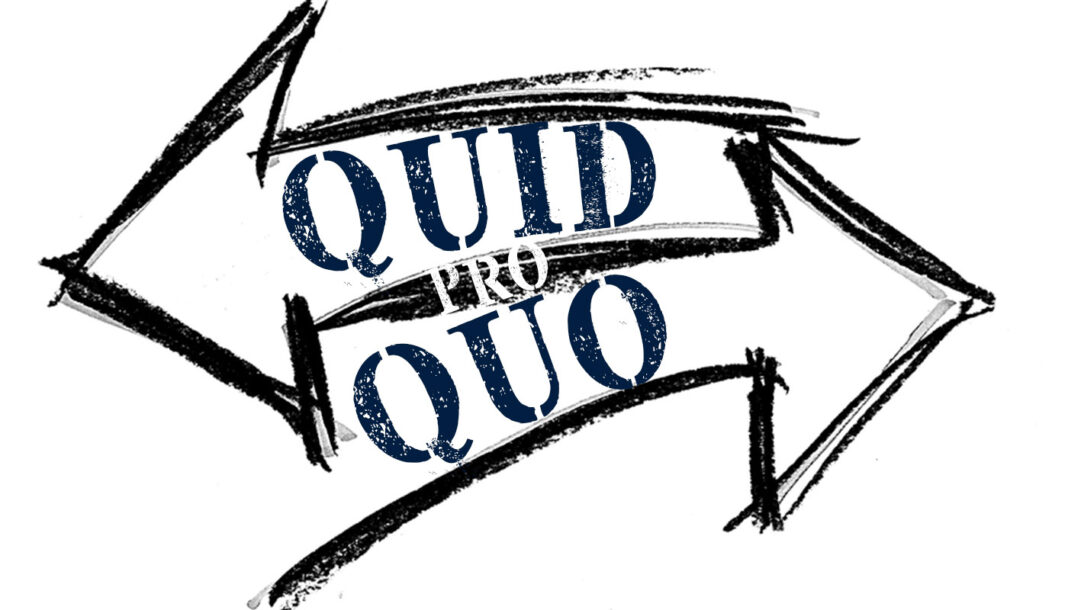 StayWoke The Meaning of Quid Pro Quo | The Oklahoma Eagle