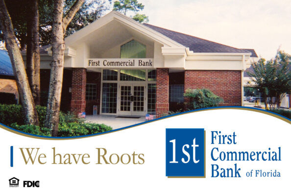 First Commercial Bank - We have roots