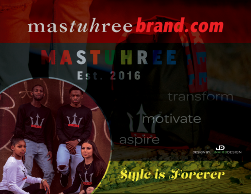 Mastuhree Brand - Aspire, Motivate, Transform