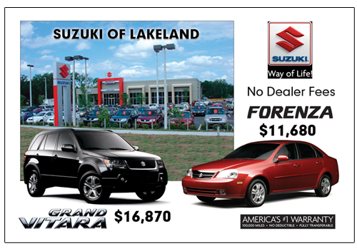 Suzuki of Lakeland