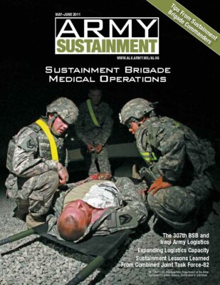 mayjun11 Army Sustainment Magazine