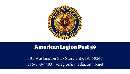 American Legion Post 59