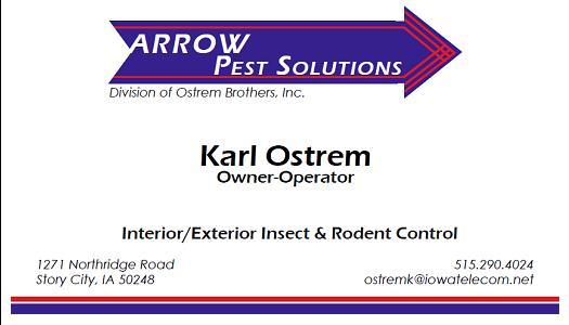 Arrow Pest Solutions