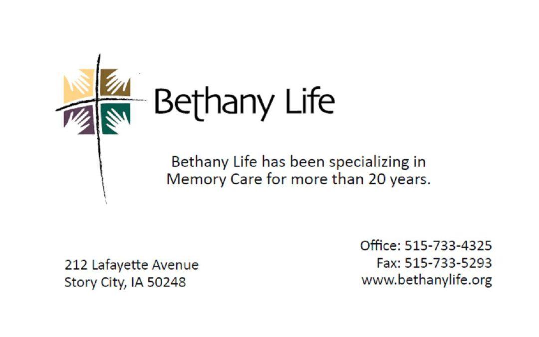Bethany Life