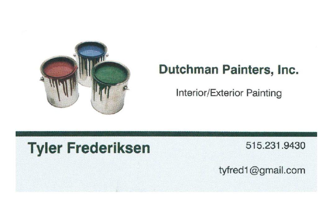 Dutchman Painters Inc
