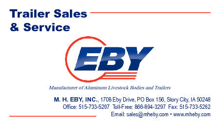 EBY Trailers