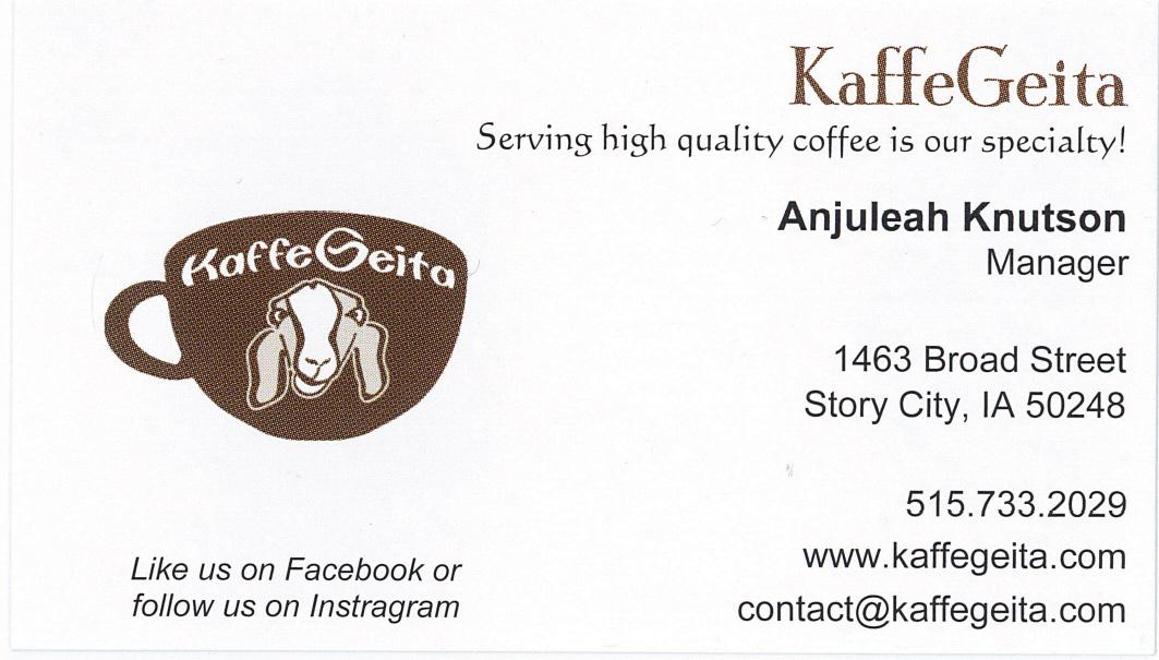 KaffeGeita
