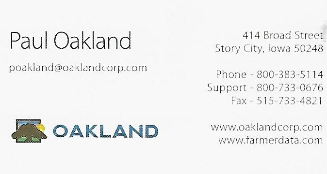 Oakland Corp
