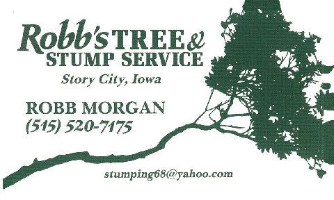 Robb's Tree and Stump Service