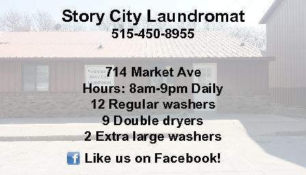 Story City Laundromat